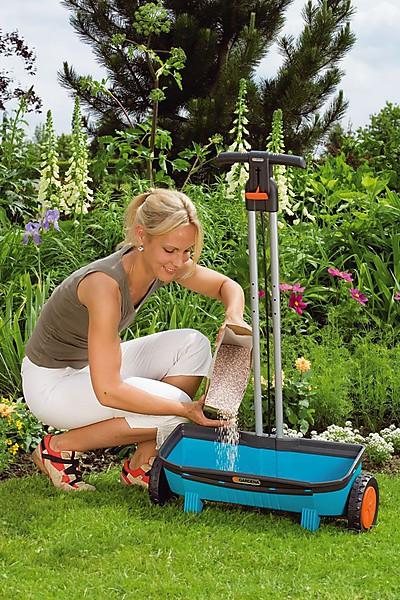 Сеялка для газонной травы сделай сам