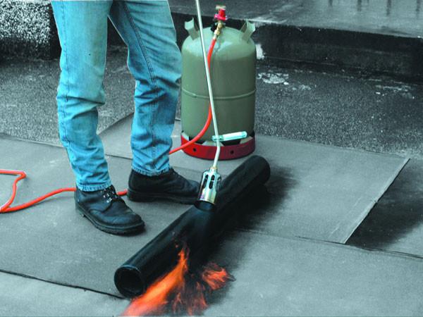 Газовые горелки для кровельных работ своими руками